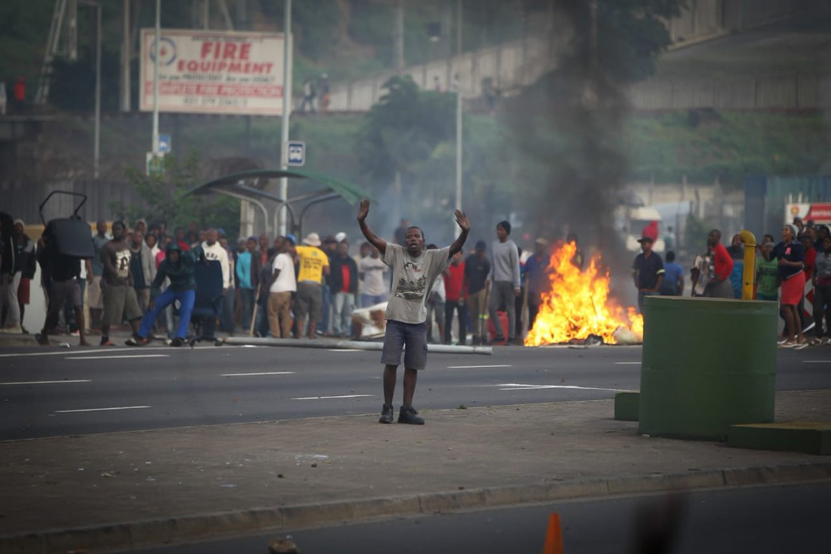 Xenophobia. Lazy South Africans Do The Unthinkable Again, Killing Fellow Africans For Being Hardworking