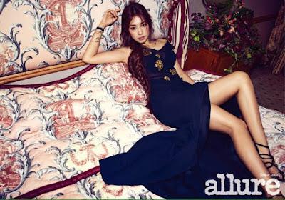 Park Shin Hye - Allure July 2017