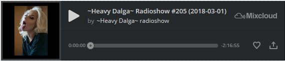 heavy dalga radioshow 205