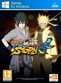 NARUTO SHIPPUDEN Ultimate  Ninja Storm 4 MULTi11 Repack By FitGirl Full Version Game PC