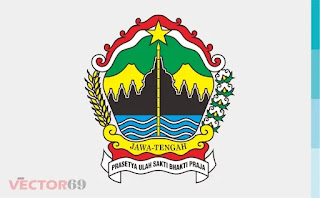 Logo Provinsi Jawa Tengah - Download Vector File SVG (Scalable Vector Graphics)