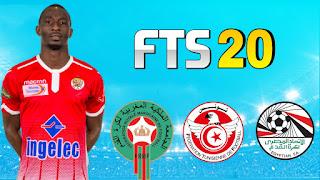 تحميل لعبة FTS 20 مهكرة للاندرويد (اضافة جميع الدوريات العربية)