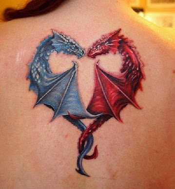 Hot Dragon Tattoos For Girls Pop Tattoo ,Tattoos Dragon Arms