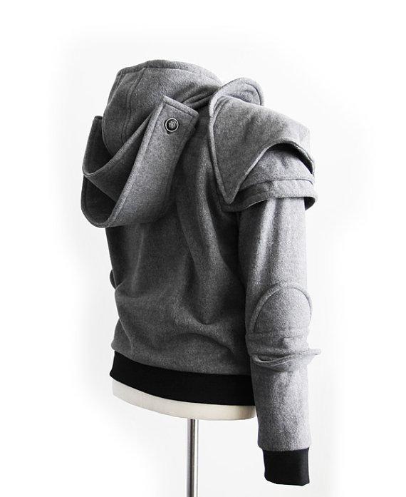 """Sudadera o suéter """"Armadura de caballero""""."""