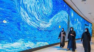 Mulai 1 Juli, Pusat Seni Digital Terbesar Resmi Dibuka