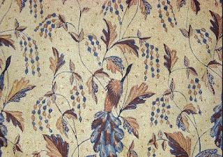 Motif Batik Merak Ngibing dari Indramayu - Jawa Barat