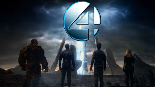 'The Fantastic Four' Teaser Trailer [HD]