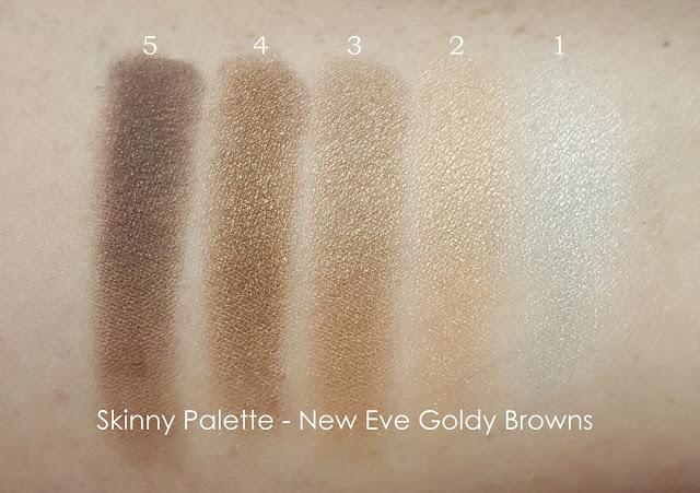 Annabelle Skinny Palette