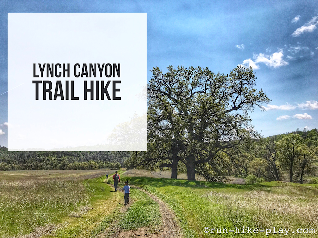 Lynch Canyon Trail Hike