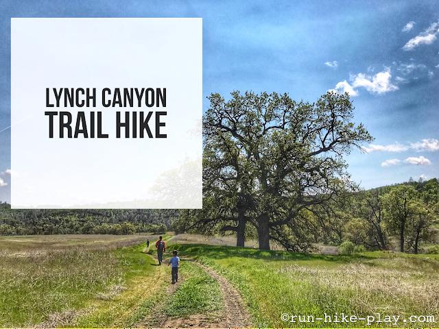 Lynch Canyon Trail Hike