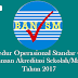 Prosedur Operasional Standar Pelaksanaan Akreditasi Sekolah/Madrasah Tahun 2017