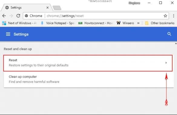 Fix ERR_SSL_VERSION_INTERFERENCE error on Chrome