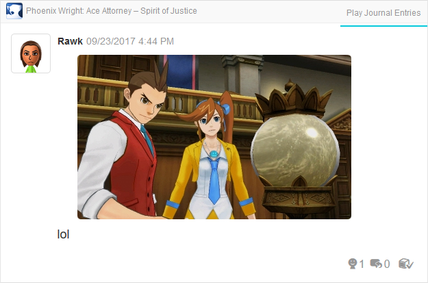 Phoenix Wright Ace Attorney Spirit of Justice Founders Orb Apollo Athena