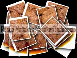 Resep Masakan Rendang Daging