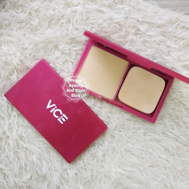 Vice Cosmetics powder foundation review