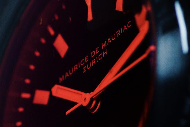 Maurice de Mauriac L2 Red Sea