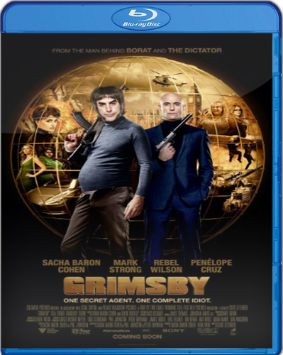 The Brothers Grimsby [BD25] [2016] [Subtitulado]