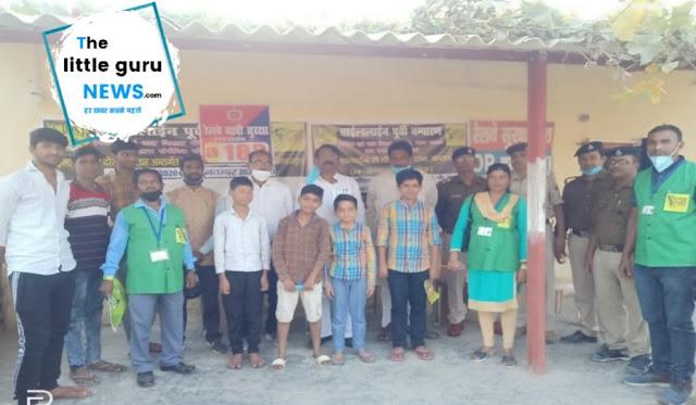 pandit-jawaharlal-nehru-jubilee-and-children-day-was-celebrated