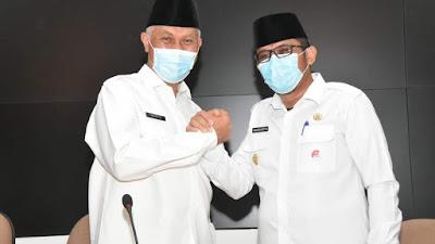 Rabu Besok Gubernur Sumbar akan Lantik Walikota Padang Defenitif