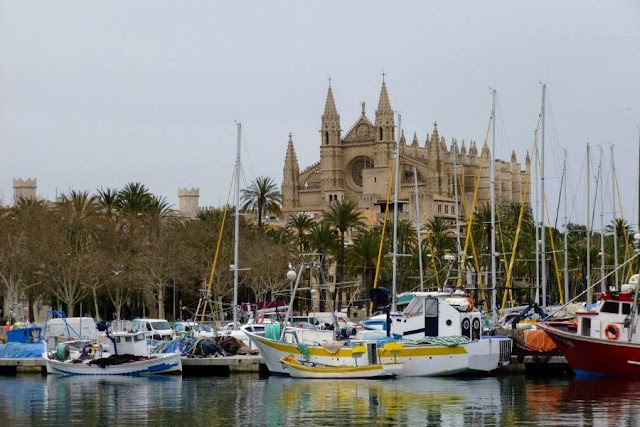 Things to do in Palma de Mallorca - waterfront walk