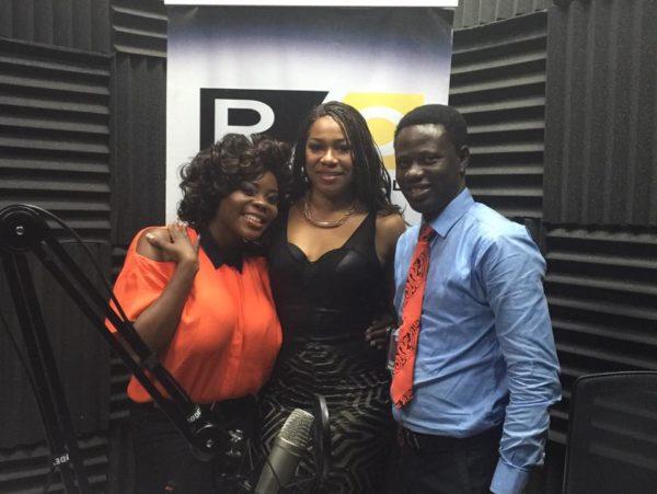 Regina Askia in Lagos