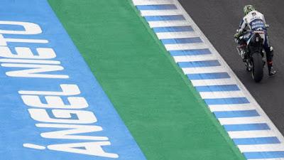 Terkendalinya Covid - 19 Grand Prix  Andalusia di Spanyol Jajaki Kehadiran Penonton