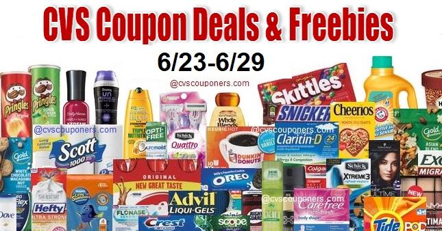 CVS Coupon Deals -6-23 6-29
