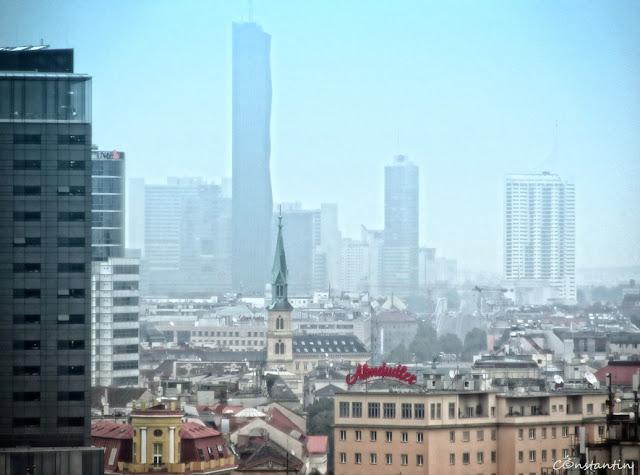 Viena în ceaţă - blog FOTO-IDEEA