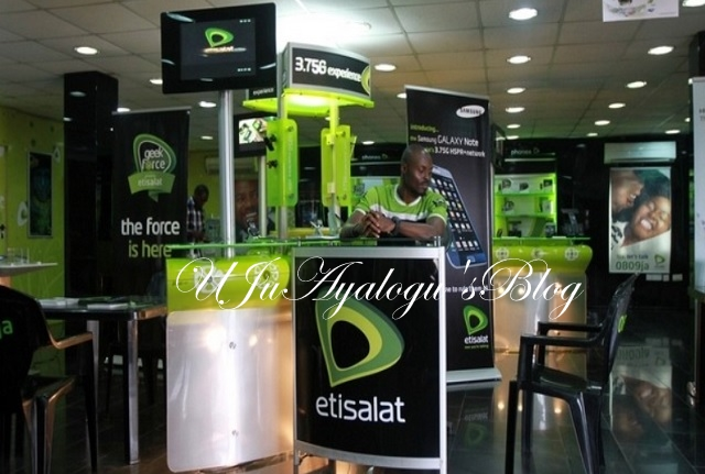 'Over $100m required to rebrand Etisalat'