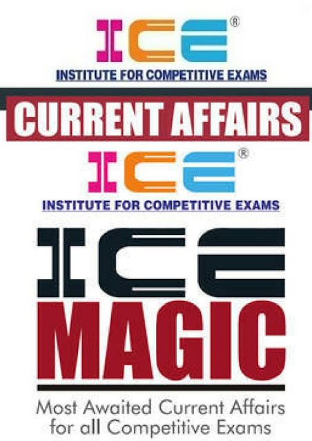ICE Magic Weekly Current Affairs PDF Download by ICE Rajkot