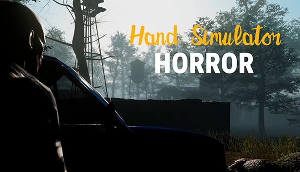 Hand Simulator: Horror تحميل مجانا