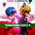 Descargar | Miraculous (Temporadas 1, 2, 3 y 4) Latino | Serie Completa | las aventuras de Ladybug | MEGA | MEDIAFIRE