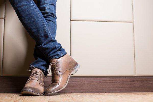 Tampil Kasual Dengan Sepatu Kickers
