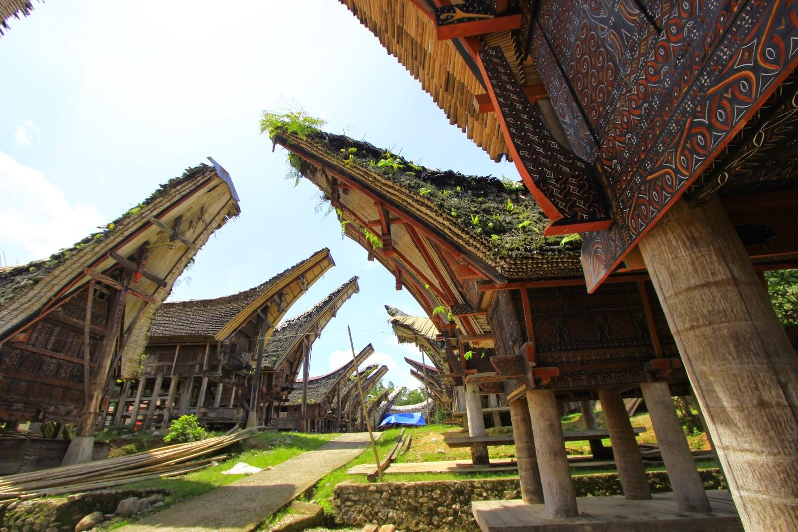 Desa Adat Pallawa Toraja Utara - ARSY Tours & Travel