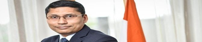 Arindam Bagchi Assumes Charge As MEA Spokesperson