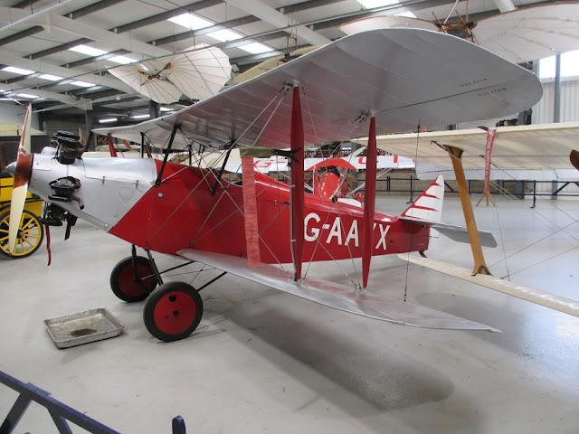 1/144 Shuttleworth diecast metal aircraft miniature Southern Martlett