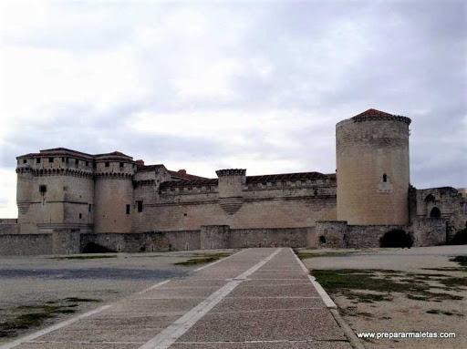 los castillos más bonitos provincia Segovia