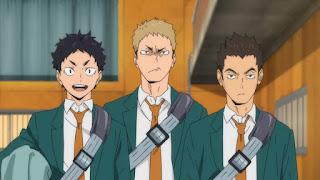 ハイキュー!! アニメ4期 | 伊達工業高校 制服 | DATE TECH HIGH | Hello Anime !