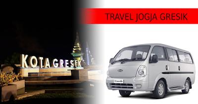 Travel Jogja Gresik