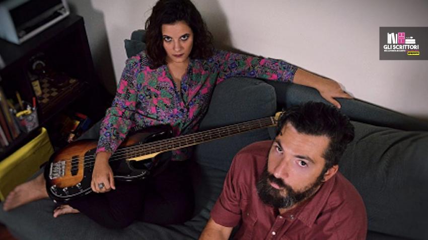 Night Market of Ghosts, il progetto musicale di Graziana Mirabella e Federico Mele