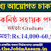 Assam Information Commission Recruitment 2020: Junior Accounts Assistant Vacancy