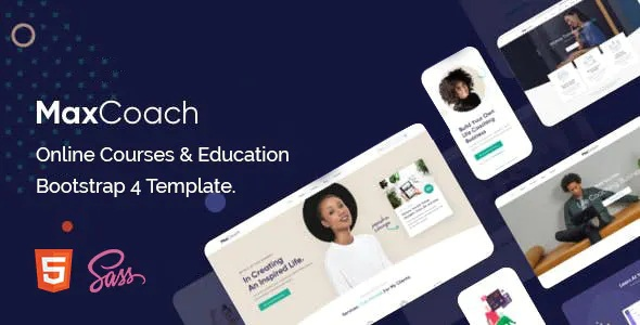Best Education Bootstrap Template