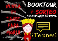¡booktour + sorteo!