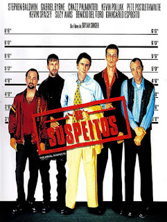 Os Suspeitos (The Usual Suspects) - DVDRip Dual Áudio