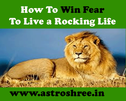 How To Win Fear To Live A Rocking Life?