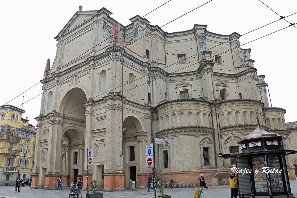 Iglesia de la Santissima Annunziata de Parma