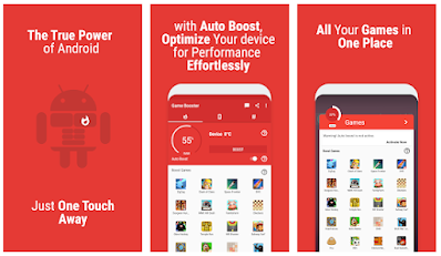 Game Booster + Play Games Faster & Smoother v4335r [Pro With Additional Features]