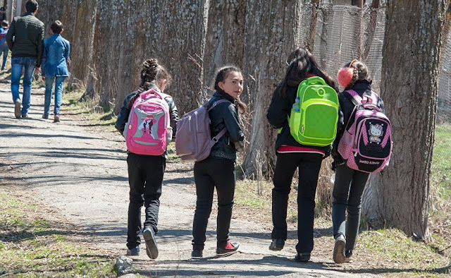 Rusia financia nutrición escolar en Armenia