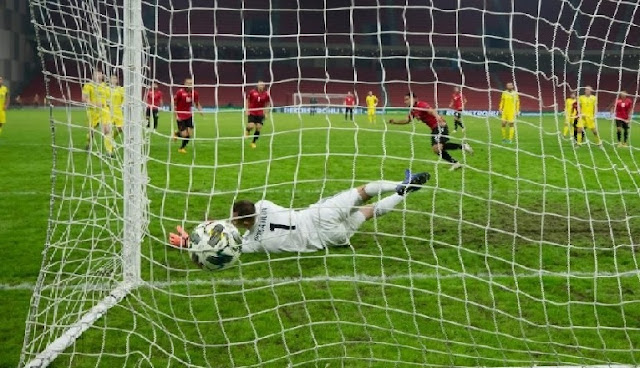 Albania defeats Kazakhstan and jumps in second place