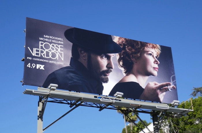 Fosse Verdon TV billboard